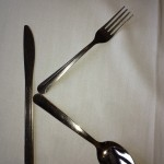 K -- silverware designs