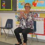 Mrs. Rothman -- Follow me! P1650454